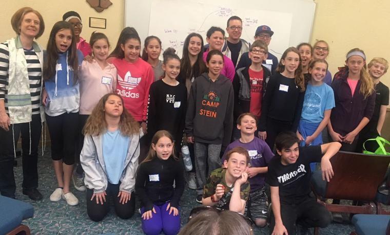 B'nai Mitzvah Retreat