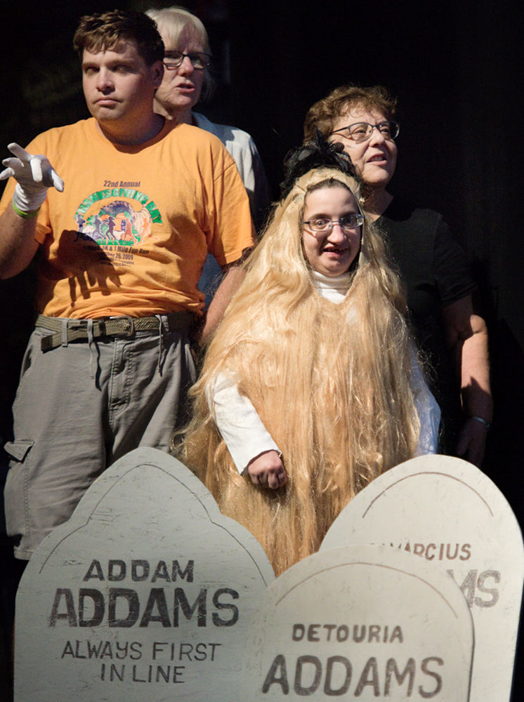 Theater company allows individuals with special needs to hit the boards