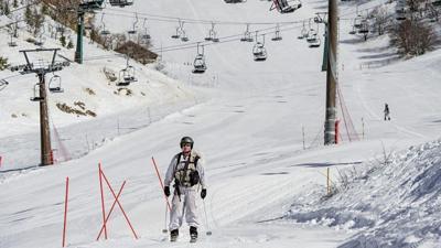 Israel Snow Resort