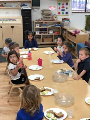 Jewish day school fights food insecurity