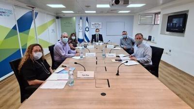 Israel and coronavirus