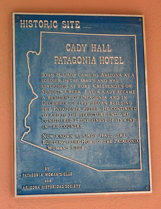 The Patagonia Hotel
