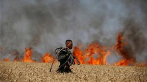 Out of recent ashes, Israel's border communities persevere