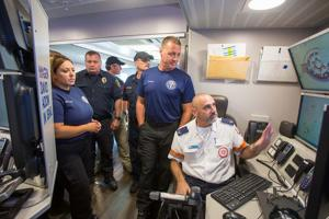 Israeli and Arizonan firefighters share knowledge and resources