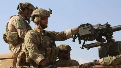 Troops to remain in Syria