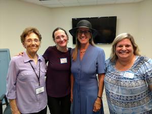 Dynamic women rabbis