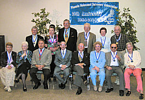Determined never to forget