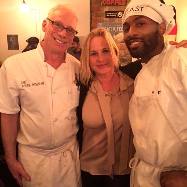 Kosher Chef Actress