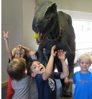 Dino power!