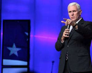 Pence promises US will move embassy to Jerusalem