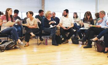 <p>Community conversations are a key tool of organizations such as Moving Traditions in the fight against sexual abuse and harassment. One year after #MeToo became a movement, these conversations have proliferated and, organizers say, are starting to show results.</p>