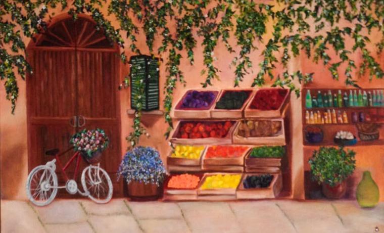 'Morning Market'