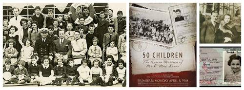 50 Children: The Rescue Mission of Mr. & Mrs. Kraus