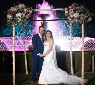 Aronson wedding