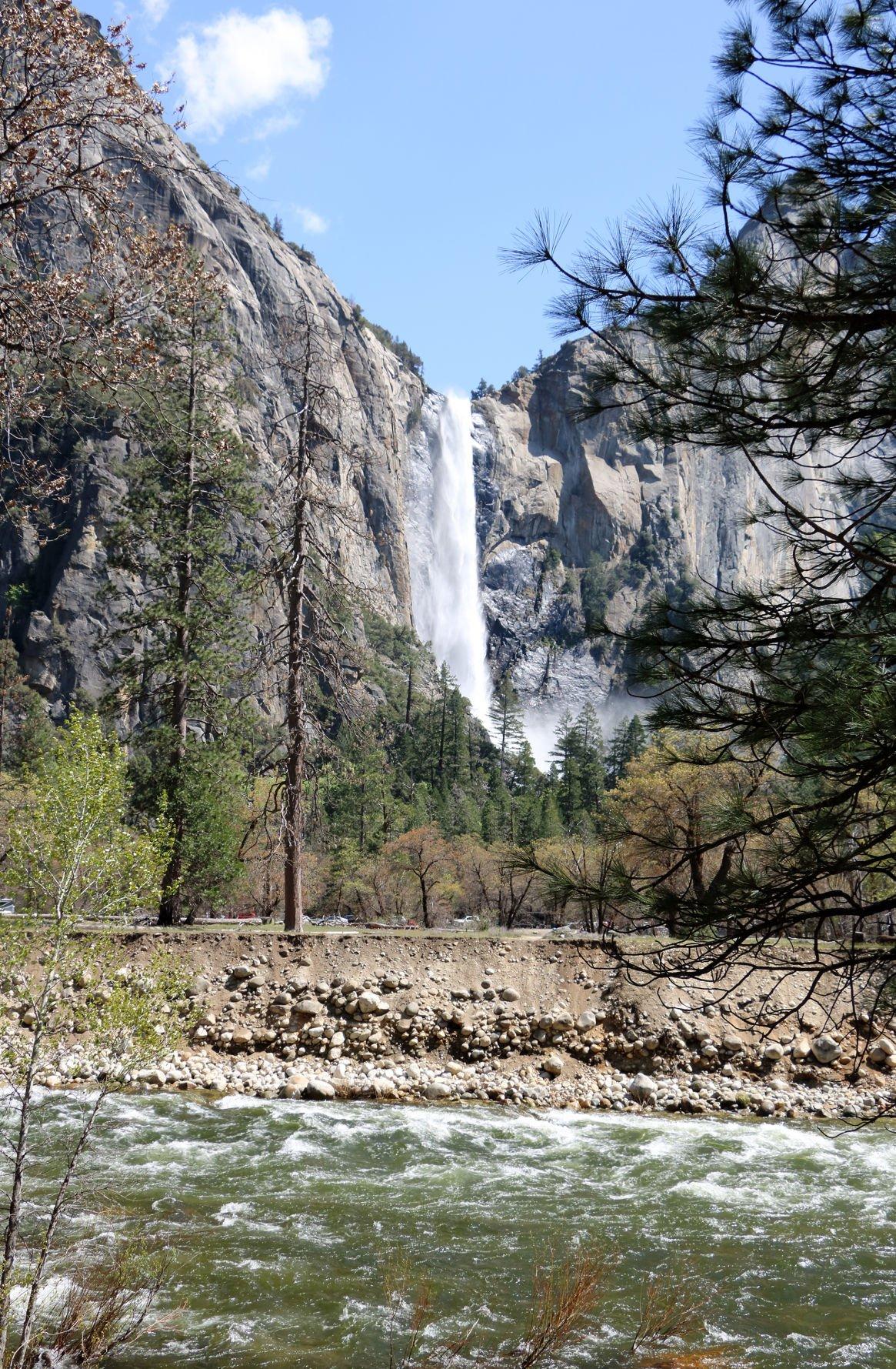 River & Falls