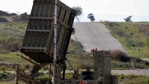 Romania buys rights from Israel to produce Iron Dome