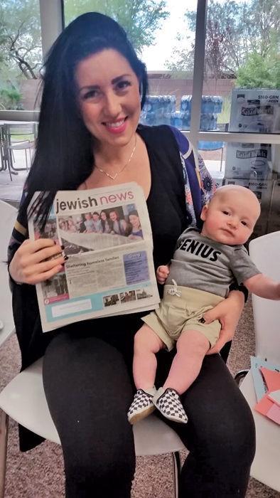 Where's your Jewish News?