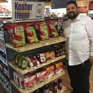 Kosher-for-Passover options on campus