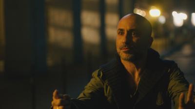 Eli Ben-David as Avshalom - The Attaché_Season 1, Episode 1 - Photo Credit: AcornTV