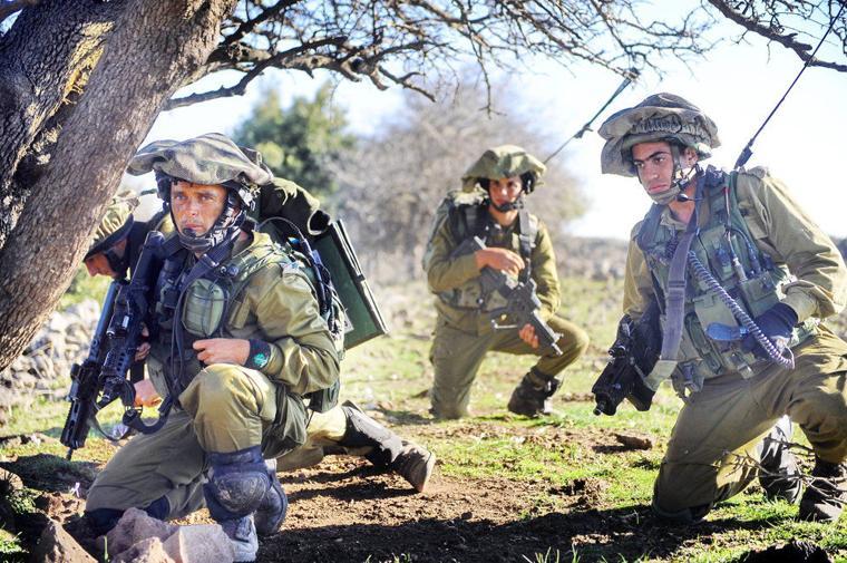 IDF Prepares