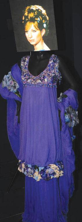 Barbra Streisand's dress