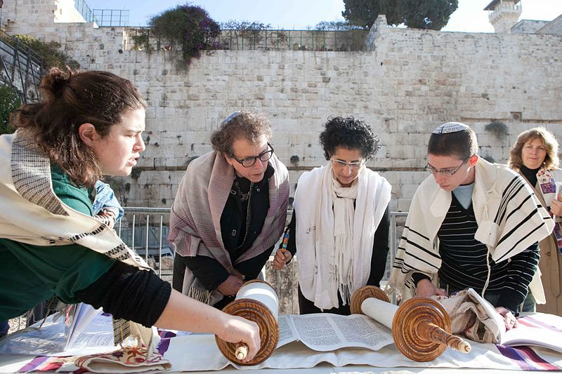 WoW Torah Reading