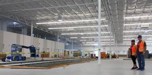 Arizona Sunrays new building