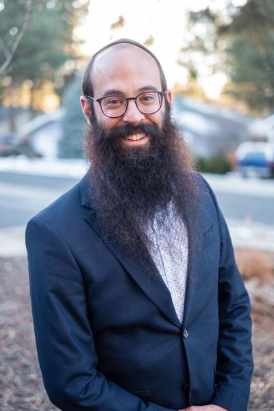 Rabbi Dovie Shapiro