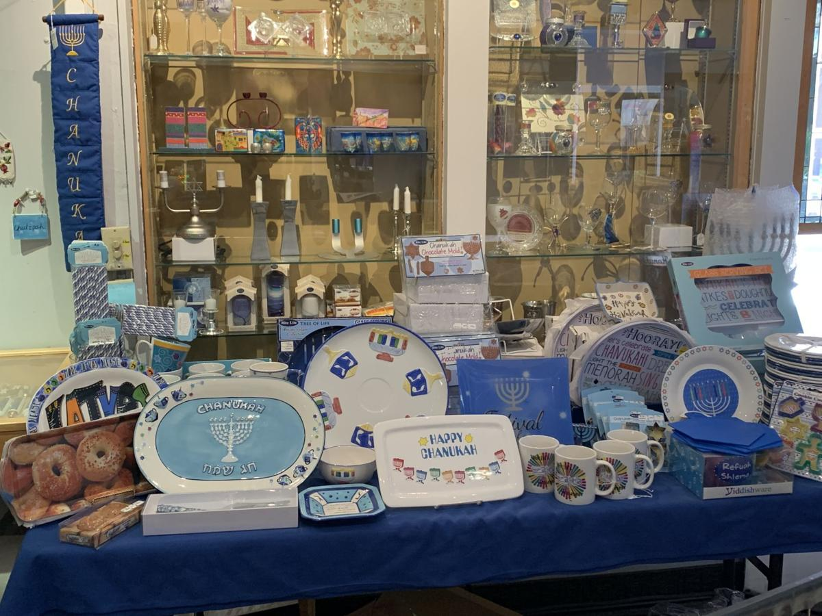 Find great Chanukah gift options at Valley retailers and in