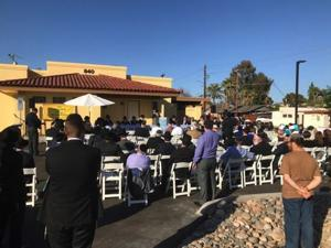 Mayor attends grand opening of the Phoenix Mikvah