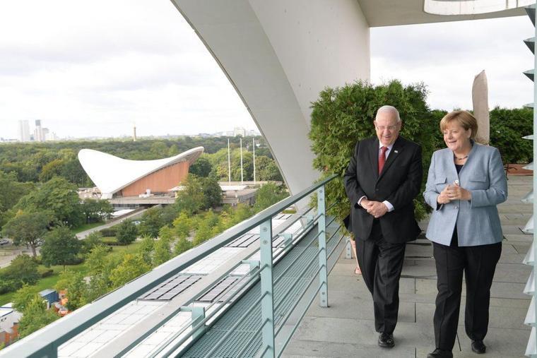 Rivlin and Merkel