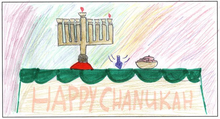 Yossi Lipskier, age 12, Phoenix Hebrew Academy