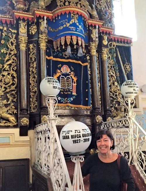 Great Synagogue in Botosani