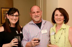 Celebrating longtime members