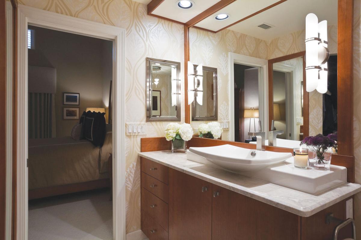 Getty Bathroom