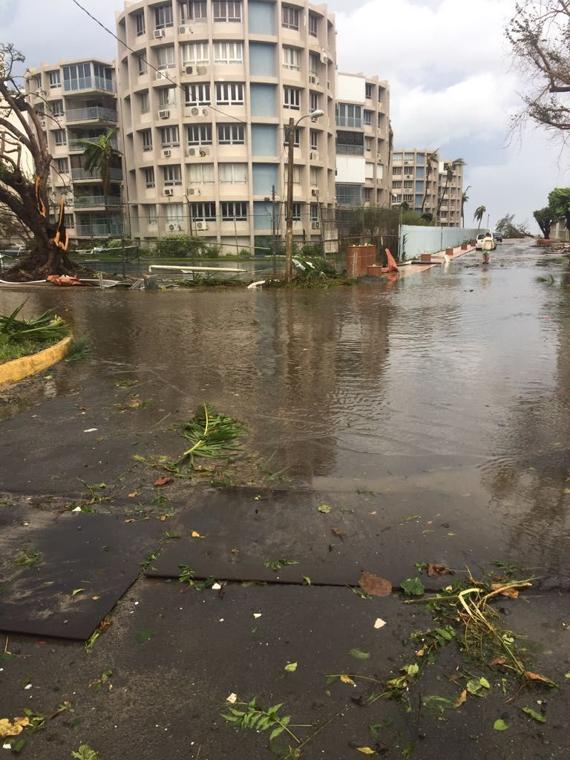 Hurricane Infrastructure