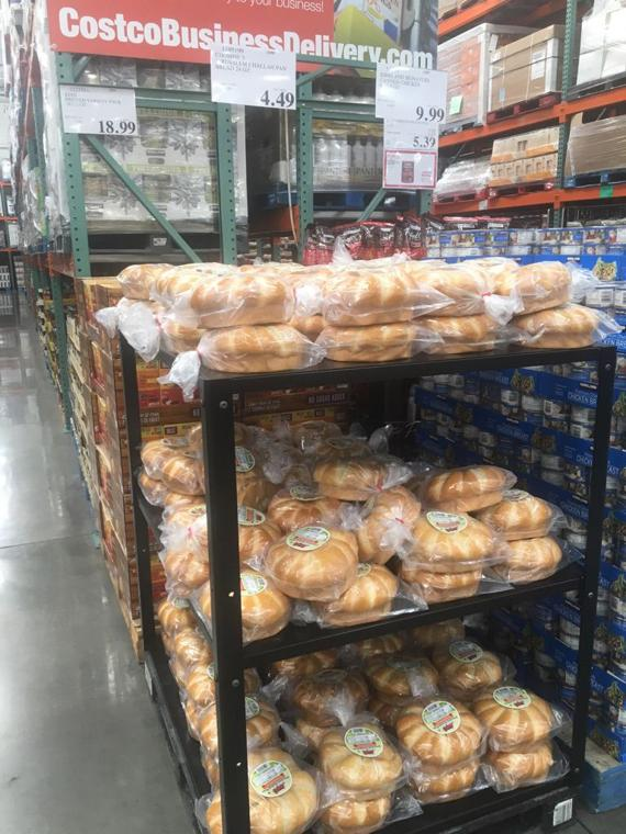 Chompie's at Costco