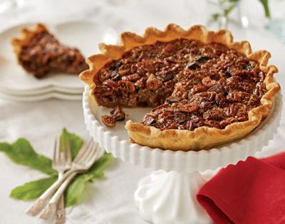 Fig and Bourbon Pecan Pie