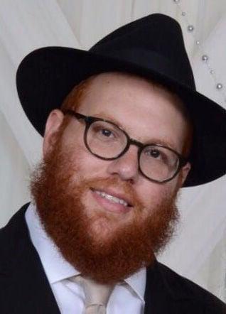 Rabbi Dov  Levertov