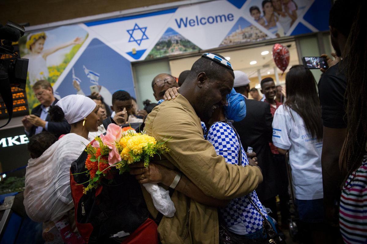 Ethiopian Jews
