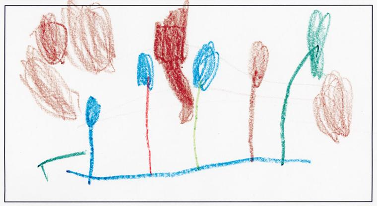 Samantha Arko, age 3, Temple Kol Ami