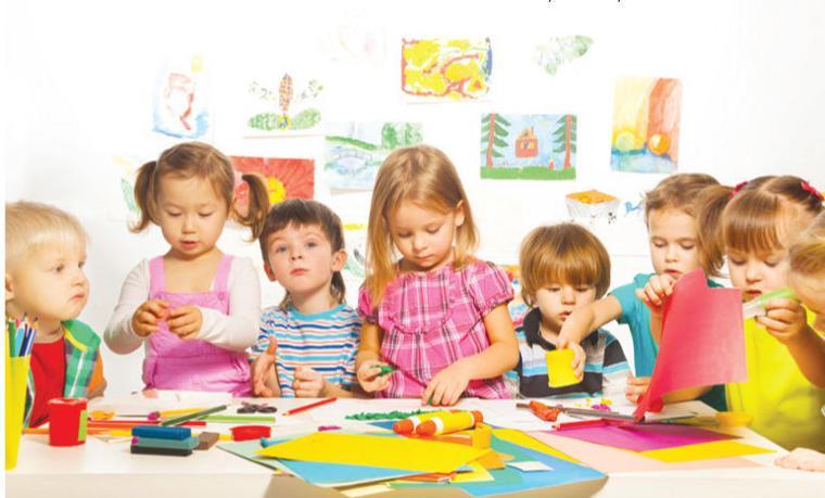 Preschool Trends