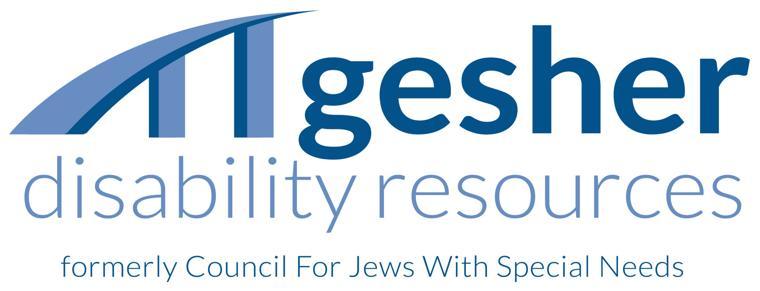 Gesher logo
