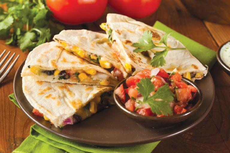 A fiesta of Mexican appetizers