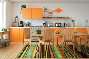 Decorating in Fall Colors