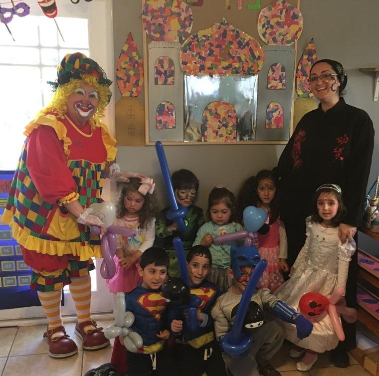 Emunah Montessori Purim