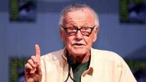 Marvel writer, editor and publisher Stan Lee dies at 95