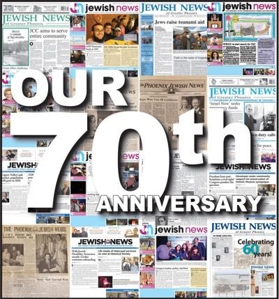 Jewish News at 70