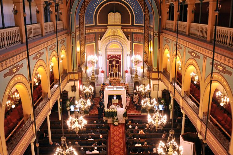 Synagogue Sermons