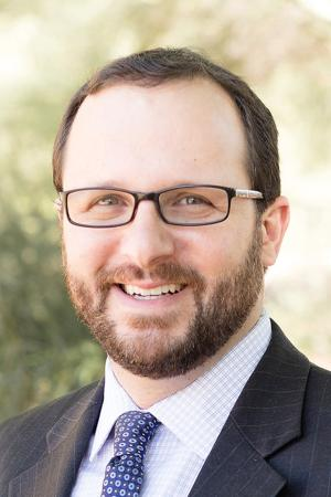 <p>Rabbi Jeremy Schneider</p>
